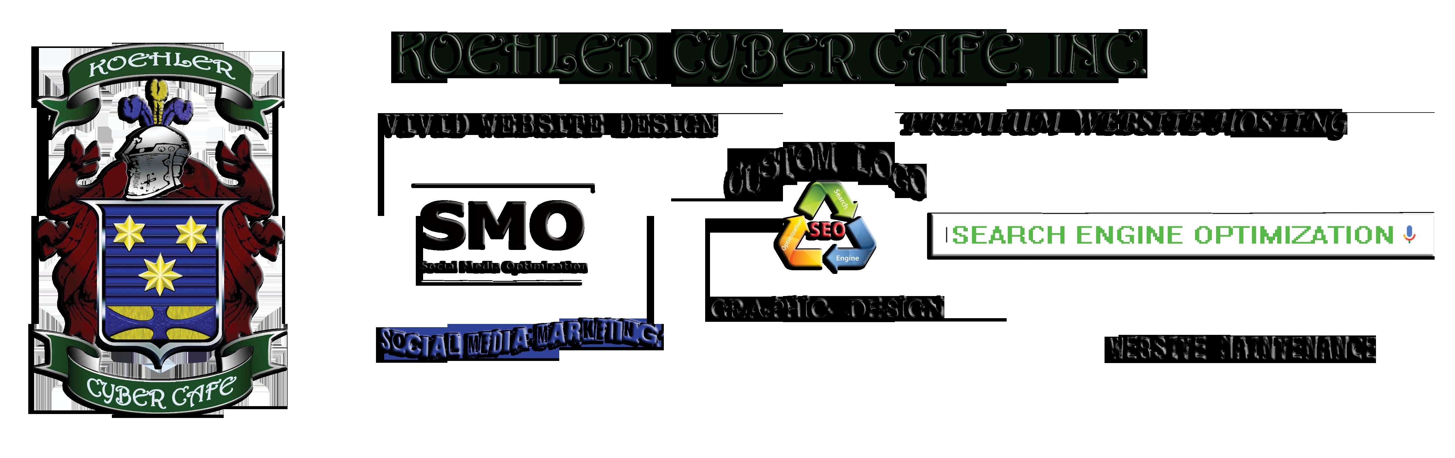 Koehler Cyber Cafe Banner